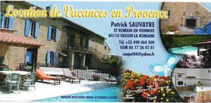 camping manon orange en vaucluse camping en provence. Black Bedroom Furniture Sets. Home Design Ideas
